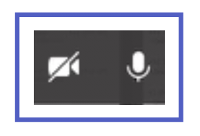 Video / Microphone icon